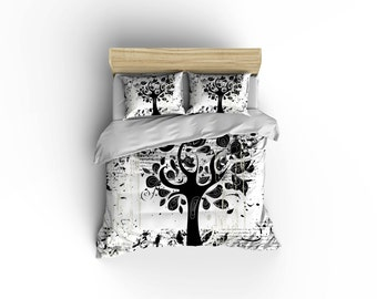Tree Of Life Duvet covers, home decor, bedding,Duvet covers, bedroom decor, Spritual duvet covers,Yoga Culture,Buddha Bedding.