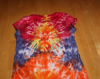 Girls Tie dye Size large 10-12