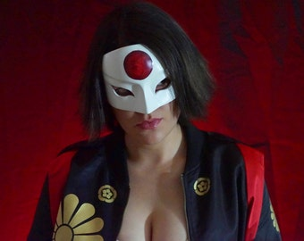 Katana - Cosplay Mask - Suicide Squad