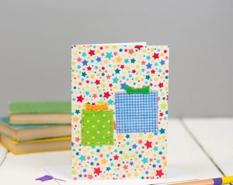 Star Presents Children's Birthday Card