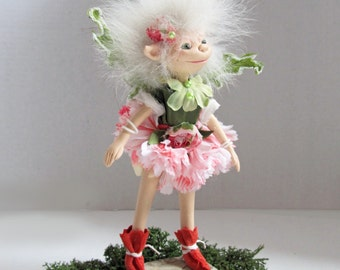 Garden Fairy Sculpture