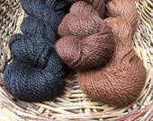 SAVE for BARB--Suri Alpaca Yarn, Premium Alpaca, Undyed Yarn, Two Ply, Sport Weight, Beautiful and Soft