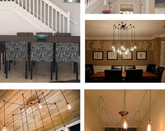 industrial chandelier pendant light chandelier modern lighting hangout pendants spider chandelier antique edison bulb industrial lighting - Edison Bulb Pendant