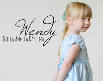 Wendy Darling (Peter Pan) - Disney Inspired Dress
