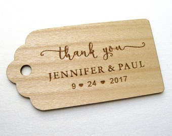 Favor tags, Favor Tags Wedding, Thank you tags, Wedding Favors, Gift tags, Rustic Wedding, Gift tag personalized, Rustic Tags,  Rustic Decor