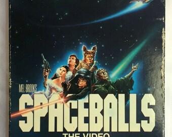 Spaceballs (1987) VHS tape