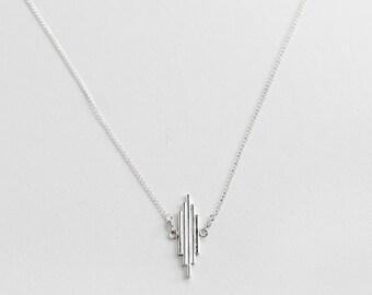 Deco Burst Necklace