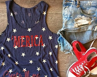 American Flag Clothing.