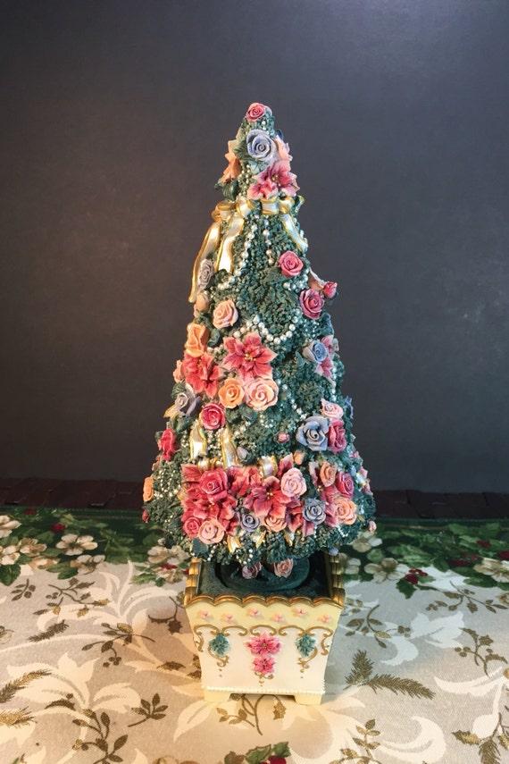 "Christmas Tree The San Francisco Music Box Company ""O Christmas Tree""  by Ellen Kamysz"