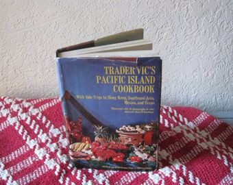 Trader Vic's Pacific Island Cookbook