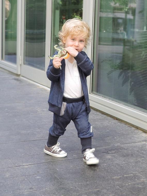 Boys Set Clothing - Kids Clothing - Toddlers Set Clothing - Unisex Toddlers Outfit - Girls Clothing - Hoodie And Harem Pants - On Sale