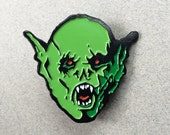 Green Bat Creature Limited Edition Soft Enamel Pin Bram Stokers Dracula Vampire