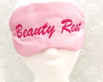 BEAUTY REST sleep mask
