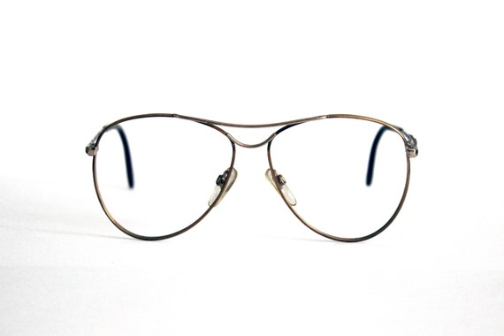 Glasses Frames Look Younger : Rodenstock Young Look 129 Gold Eyeglasses