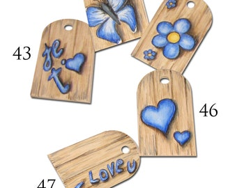 wood Key holder