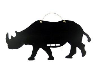 Rhinoceros Chalkboard