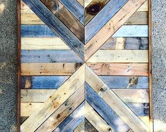 Reclaimed Wood Art | reclaimed | wood | art