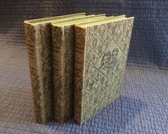Vintage Bobbsey Twins Books/Laura Lee Hope