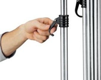 Adjustable Awning Poles