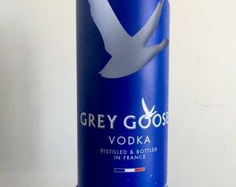 Glow Grey Goose Candle