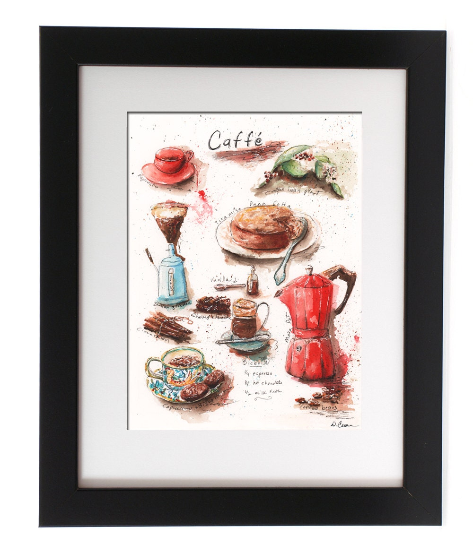 Coffee theme decor coffee kitchen decor coffee wall decor for Kitchen themed wall art