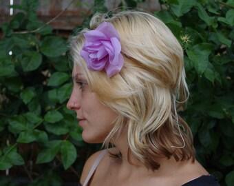 Simple Lilac Flower Crown/Headband/Hair Accessory