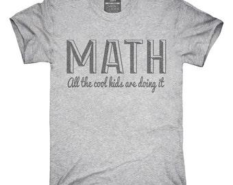 Math Cool Kids T-Shirt, Hoodie, Tank Top, Gifts