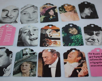 Die Cut Repurposed My Fair Lady (Set of 12)