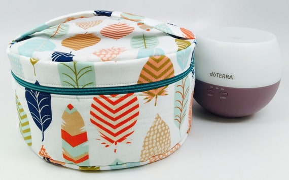 how to use doterra petal diffuser