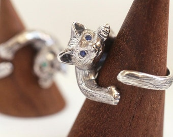 Kawaii!! Cat Ring
