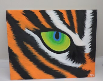 Eye of the Tiger.