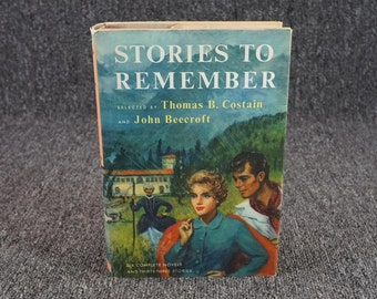 Stories To Remember Selected By Costain And Beecroft C. 1956