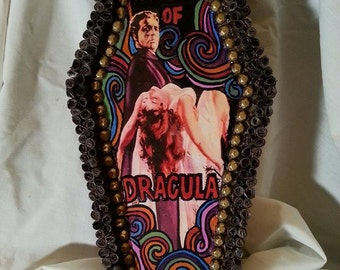 Horror of Dracula Jewelry/Stash Box