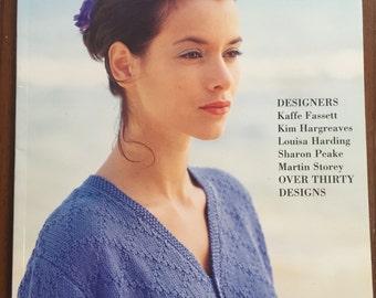 THE ROWAN knitting magazine  –Rowan Knitting Magazine, Number 21 (Spring/Summer) Paperback – 1997 by Kathleen Hargreaves