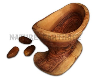 Christmas gift / Christmas present - Olive Wood fruits bowls:  7.87 / 11.80 / 15.75 Inches