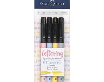 Faber Castell PITT Artist Pens-Pastels