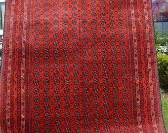 6'8 by 4'8 ft Stunning Bokhara Carpet