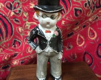 1920s Wedding Cake Topper