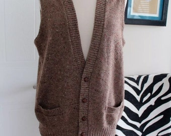 Vintage Jantzen Sweater Vest from the 1950s