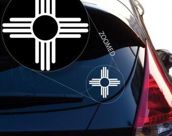New Mexico Vinyl Decal Sticker #573