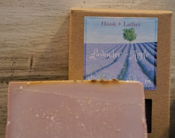 Lavender-Apple Soap