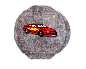 Child Car Eyeglass Eye Patch