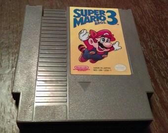 Super Mario Bros 3 For The Nintendo Entertainment System