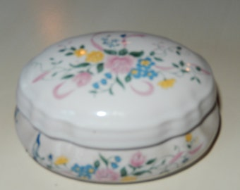 JAPAN MUSICAL TRINKET Box with Lid
