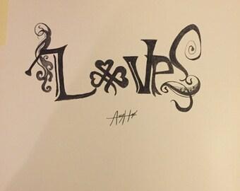 Artistically in Love
