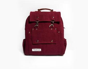 Small Backpacks Violet Red/Messenger bags/Crossbody bags/Travel Bags/School Backpacks/Book bags/Multi-bags/Bags&Purses/Kids bags/Rucksack