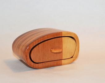 Bandsaw Box-Jewelry Box.