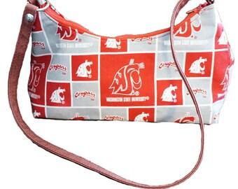 Washington State University Small Hobo Bag