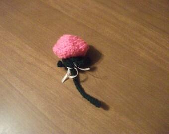 Crochet Forever Rose