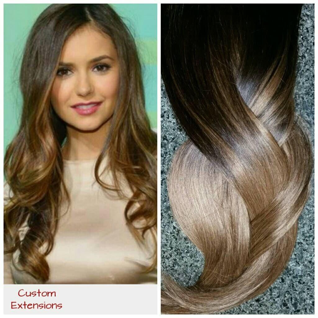 Hair extensions balayage extensions balayage sombre zoom pmusecretfo Choice Image